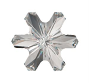 Picture of Crystal Snowflake Charm